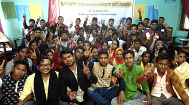 Empowering Youth Champions for Increasing Tolerance and Social Harmony