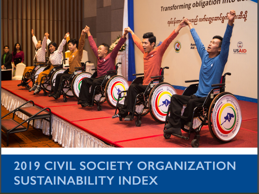 THP contributes to Civil Society Report